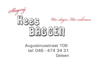Slagerij Baggen