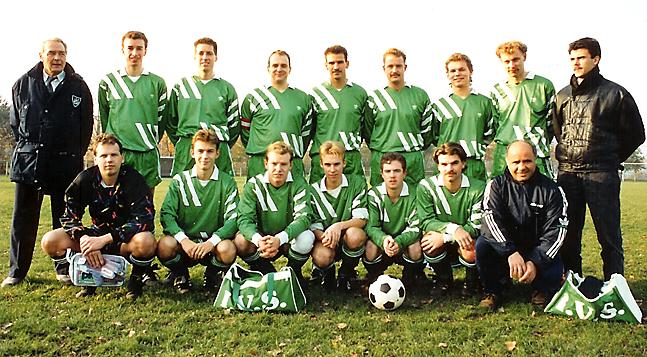 kampioen 1992 foto